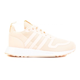 Buty adidas Multix Jr Q47136 białe różowe