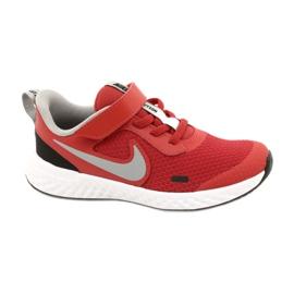 Buty Nike Revolution 5 (PSV) Jr BQ5672-603 czerwone
