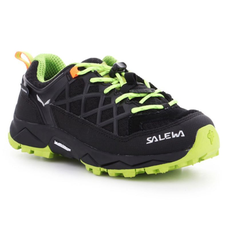Buty trekkingowe Salewa Wildfire Wp Jr 64009-0986 czarne