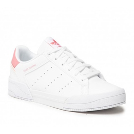 Buty adidas Court Tourino Jr H00765 białe granatowe