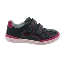 Półbuty buty dziecięce Ren But 3193 granatowe