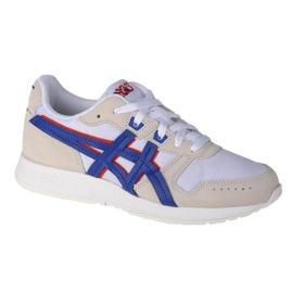 Buty Asics Lyte Classic 1201A302-100 białe różowe