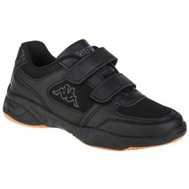 Buty Kappa Dacer Jr 260683K-1116 czarne