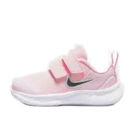 Buty Nike Star Runner 3 (TDV) Jr DA2778-601 czarne różowe