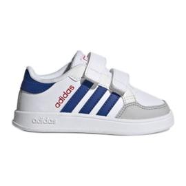 Buty adidas Breaknet I FY5898 białe czarne