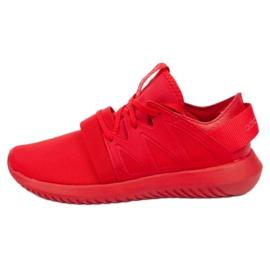 Buty adidas Tubular Viral M S75913 białe czerwone