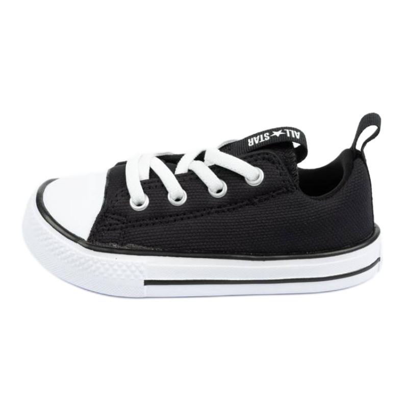 Trampki Converse Jr 763537C czarne