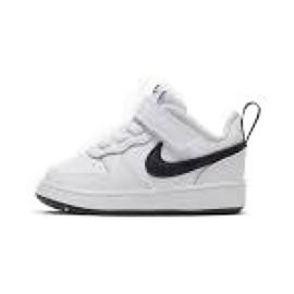 Buty Nike Court Borough Low 2 (TDV) M BQ5453-104 białe czarne