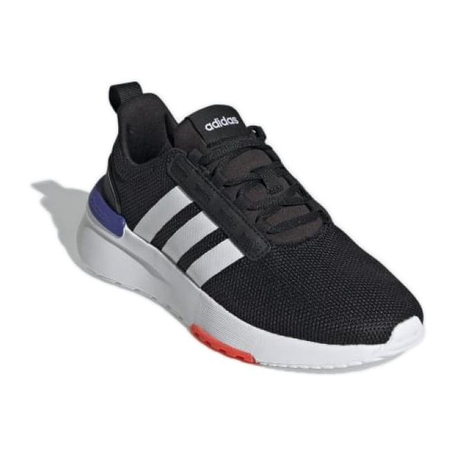 Buty adidas Racer TR21 K Jr H04211 czarne