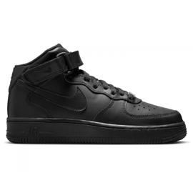 Buty Nike Air Force 1 Mid Le Jr DH2933-001 czarne