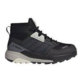 Buty adidas Terrex Trailmaker Mid Rain.Rdy Jr FW9322 czarne