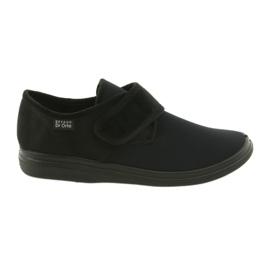 Befado obuwie męskie zdrowotne 036m006 czarne