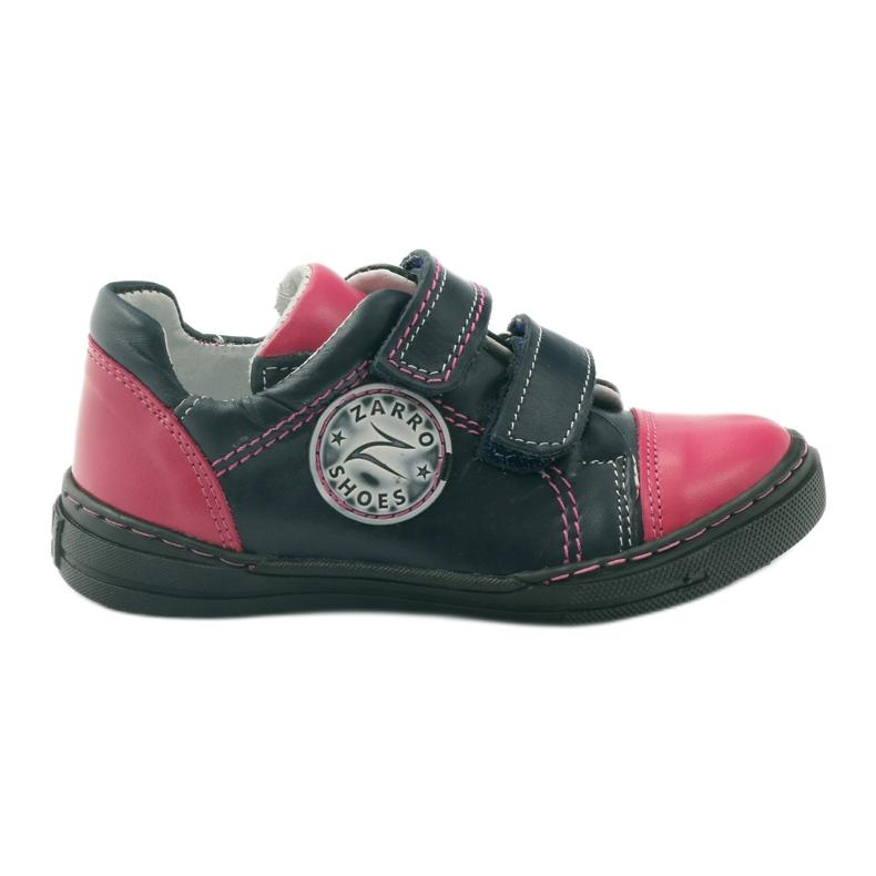 Półbuty dziewczęce Zarro 85/09 różowe