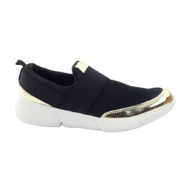 McKey Sportowe buty softshell czarno/złote