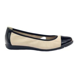 Caprice balerinki buty damskie 22152