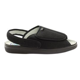 Sandały klapki męskie Dr.Orto Befado czarne