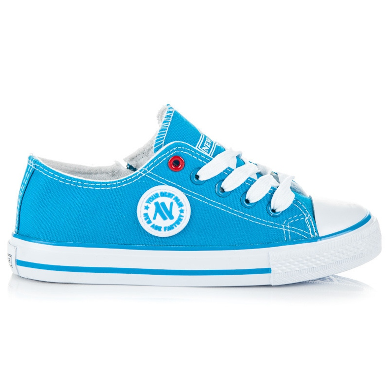 New Age Buty Sportowe Dla Dzieci niebieskie