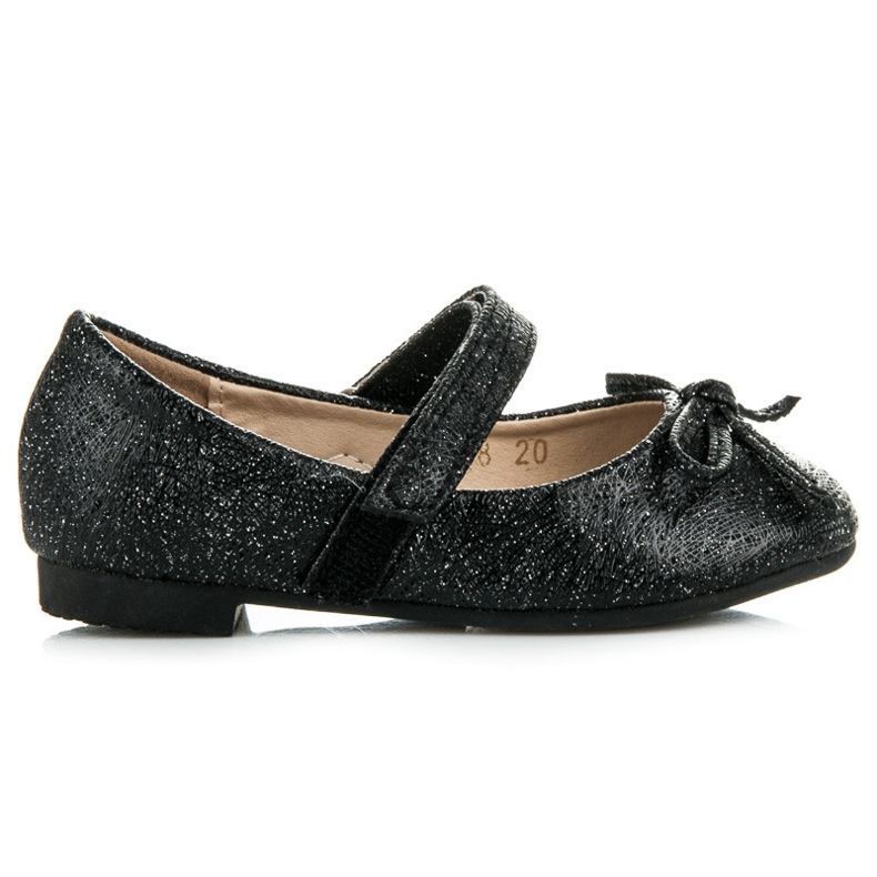 G2G/Good To Great Eleganckie Balerinki czarne