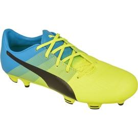 Buty piłkarskie Puma evoPOWER 3.3 FG Jr 10355701