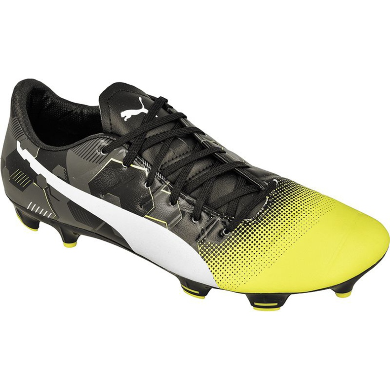 Buty piłkarskie Puma evoPOWER 3.3 Graphic FG M 10377301