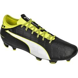 Buty piłkarskie Puma evoTOUCH 3 Fg M 10371001 czarne czarne