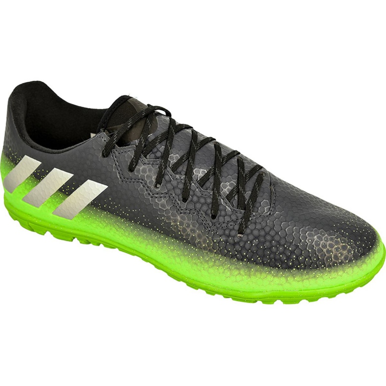 Buty piłkarskie adidas Messi 16.3 Tf M AQ3524 czarne czarne