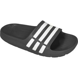 Klapki adidas Duramo Slide K Jr G06799