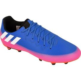 Buty piłkarskie adidas Messi 16.3 FG Jr BA9147