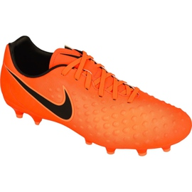 Buty piłkarskie Nike Magista Onda Ii Fg M 844411-808 pomarańczowe pomarańczowe