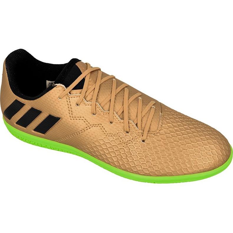 Buty halowe adidas Messi 16.3 In Jr BA9855