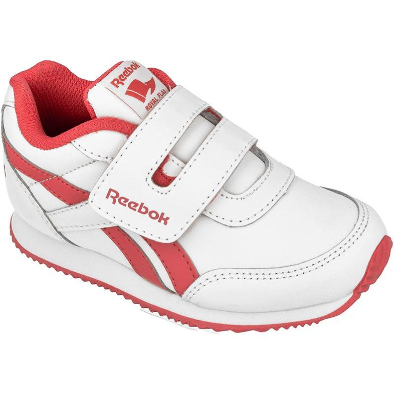 Buty Reebok Royal Classic Jogger Kids białe