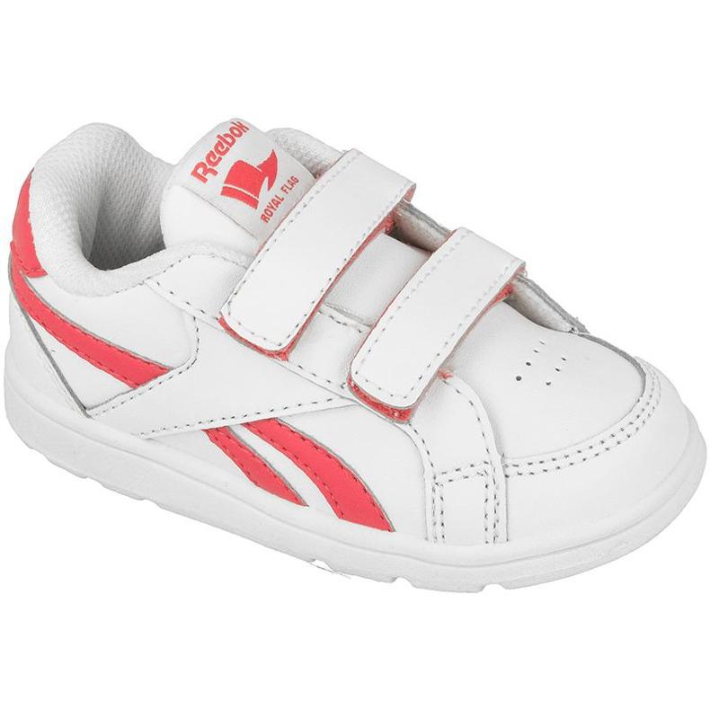 Buty Reebok Royal Prime Alt Kids V70004 białe