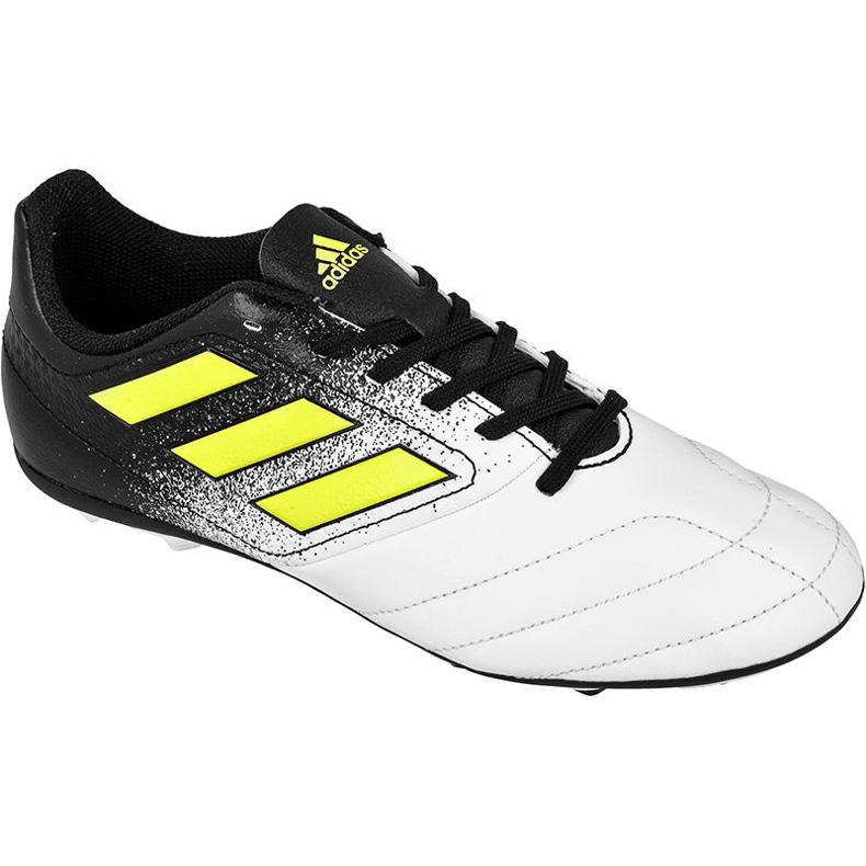 Buty piłkarskie adidas Ace 17.4 FxG Jr S77098 wielokolorowe czarne