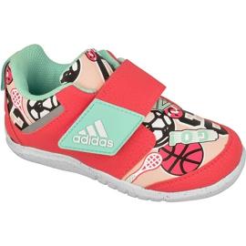 Buty adidas FortaPlay Ac I Kids CG3127 wielokolorowe