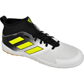 Buty halowe adidas Ace Tango 17.3 In M CG3707 czarne wielokolorowe