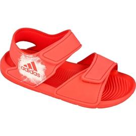 Różowe Sandały adidas AltaSwim Jr BA7849
