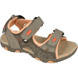 Sandały 4f Jr J4L17-JSAD101 szare