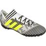 Buty piłkarskie adidas Nemeziz Tango 17.3 Tf M BB3657 biały, czarny białe