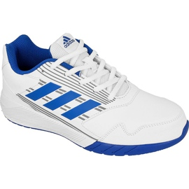 Buty adidas AltaRun K Jr BA9425 białe