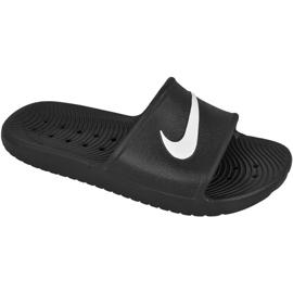 Czarne Klapki Nike Sportswear Kawa Shower M 832528-001
