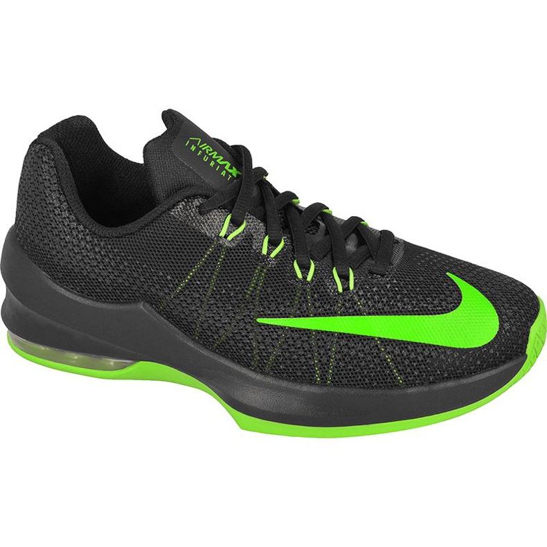 Buty koszykarskie Nike Air Max Infuriate Jr