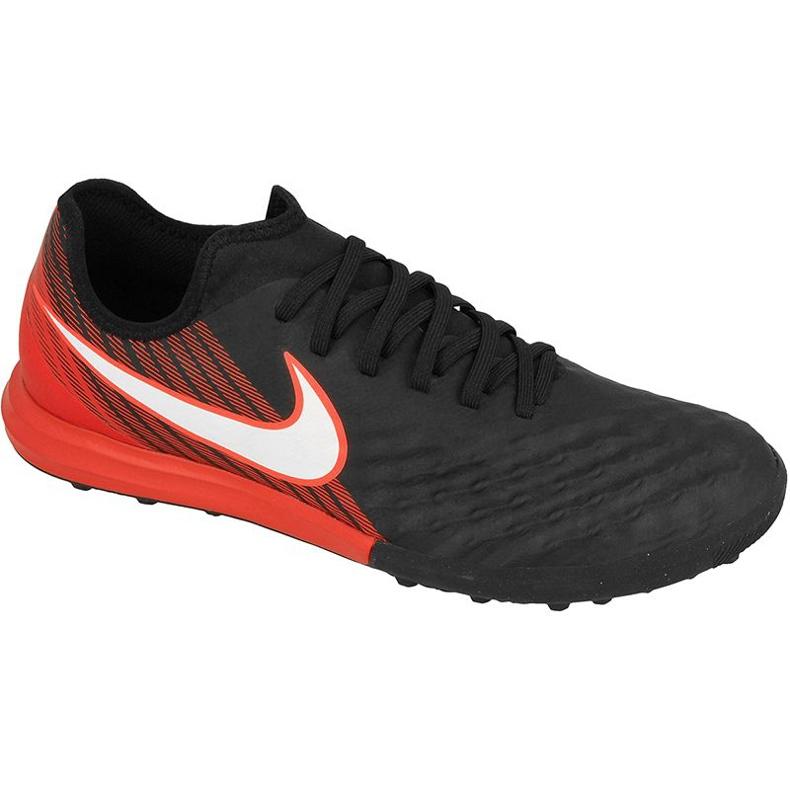 Buty piłkarskie Nike MagistaX Finale Ii Tf czarne