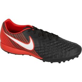 Buty piłkarskie Nike MagistaX Onda Ii Tf M wielokolorowe czarne