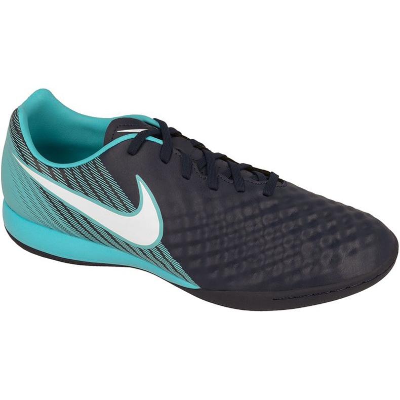 Buty halowe Nike Magista Onda Ii Ic M czarne