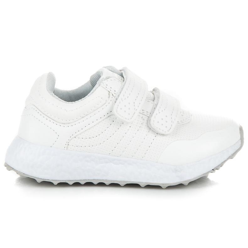 Ax Boxing Wygodne buty sportowe białe