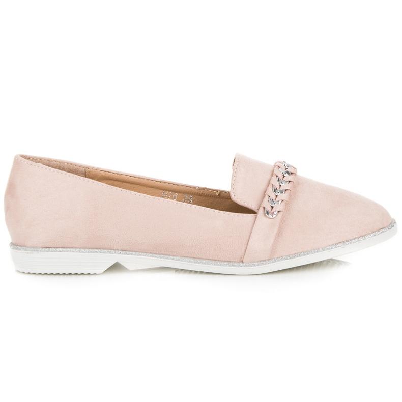 Bestelle Różowe buty na wiosnę