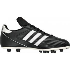 Buty piłkarskie adidas Kaiser 5 Liga Fg 033201 czarne czarne