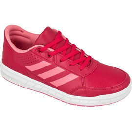 Buty adidas AltaSport K Jr BA9545 różowe