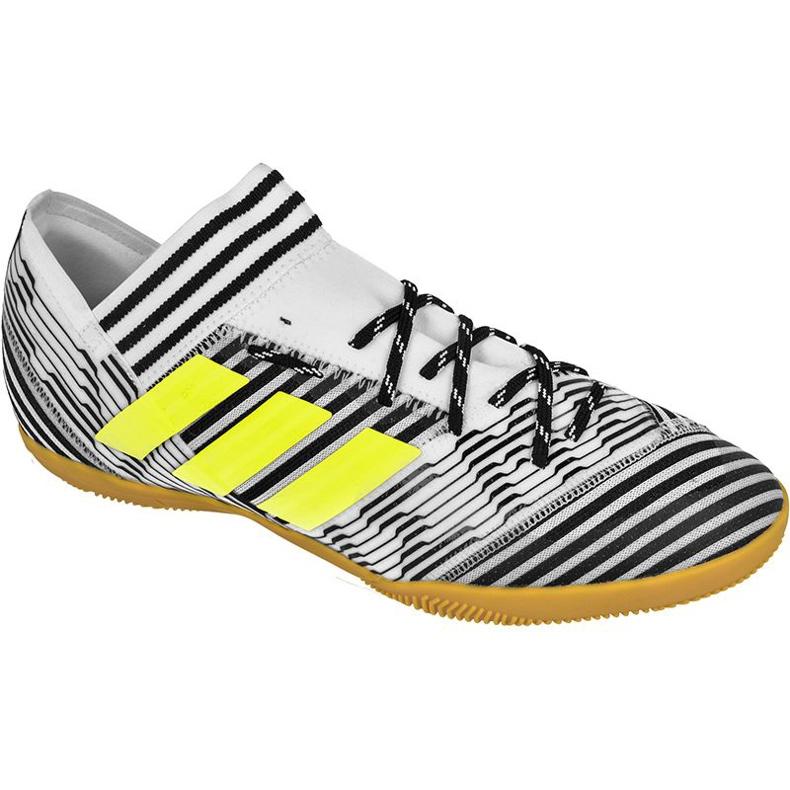 Buty halowe adidas Nemeziz Tango 17.3 In M BB3653 wielokolorowe białe