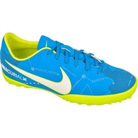 Buty piłkarskie Nike MercurialX Victory VI NJR TF Jr 921494-400